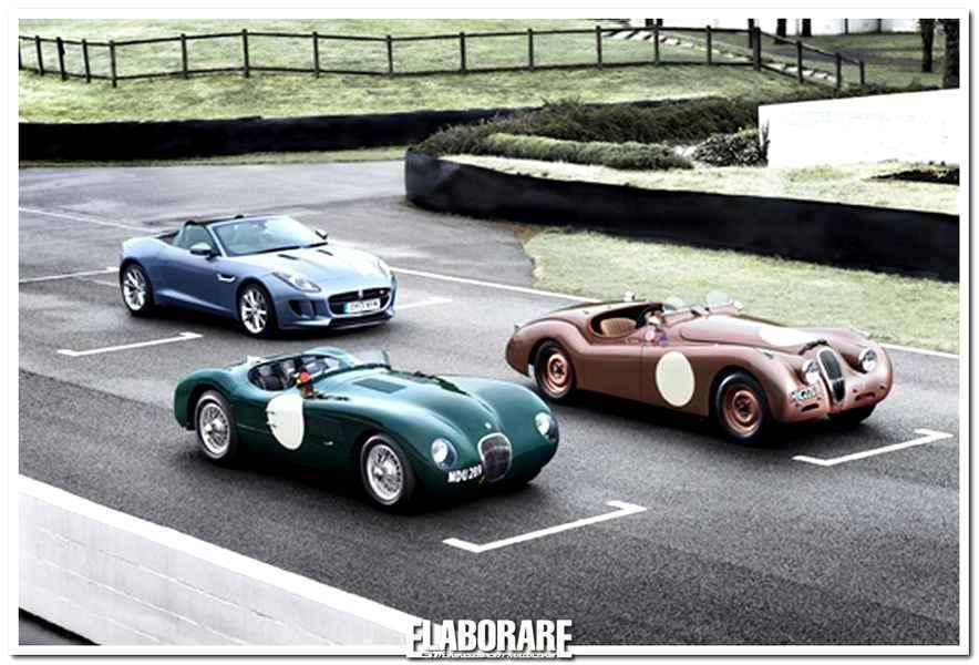 Photo of Jaguar alla Mille Miglia 2013