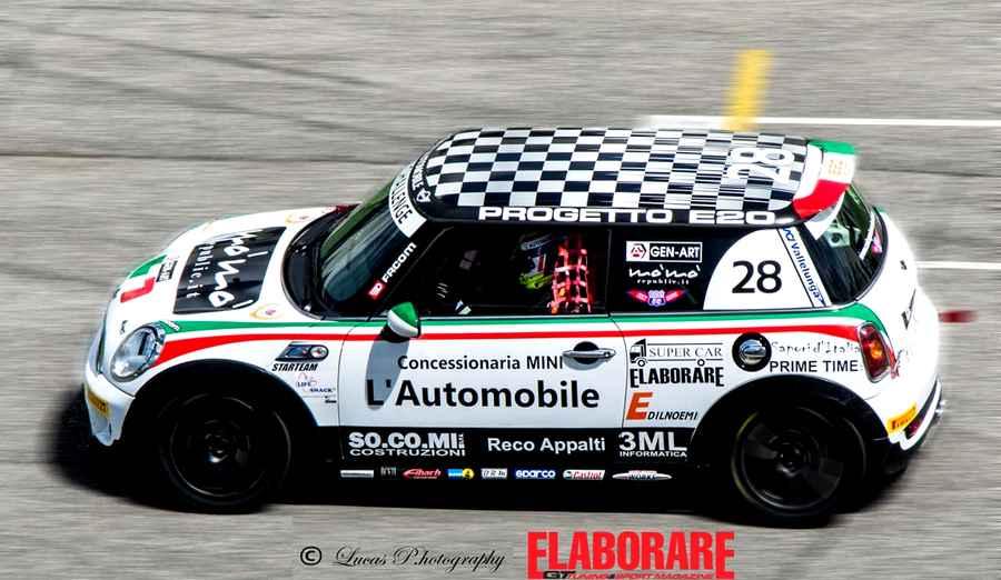 Photo of MINI Challenge Italia: al via il secondo round!