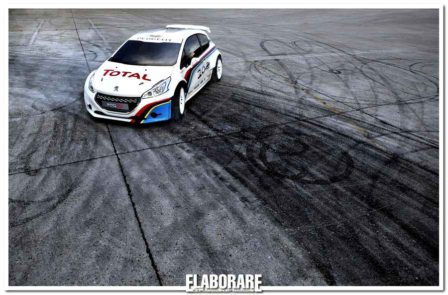 Photo of Peugeot 208 T16: dopo la terra l'asfalto!