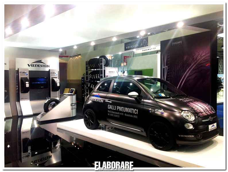 Photo of Vredestein all'Autopromotec 2013
