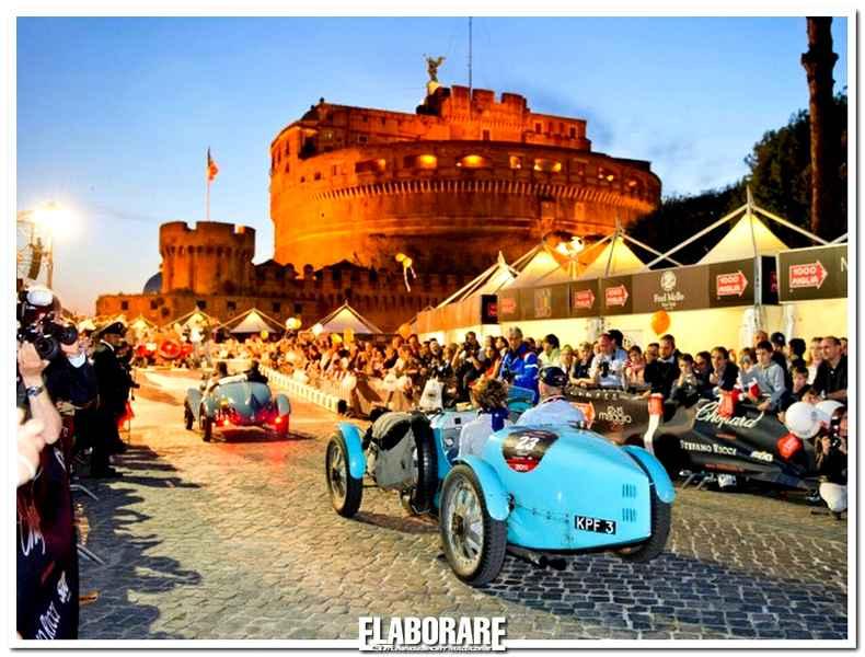 Photo of Parte oggi la Mille Miglia!