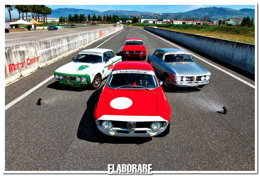 Photo of Alfa Romeo GTV 1750 e GT 2000 elaborate