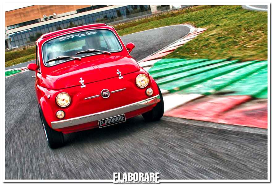 Photo of Fiat 500 elaborata 8.000 giri con 800 cc