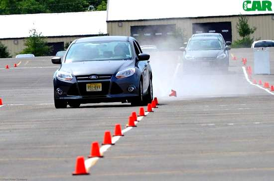 Ford Driving Skills for Life Ohio