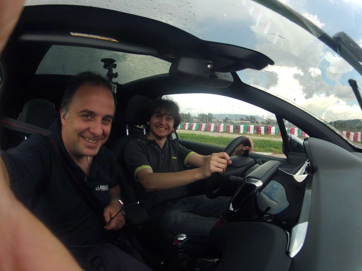 Photo of VideoTEST Magione on board Peugeot 208 GTi