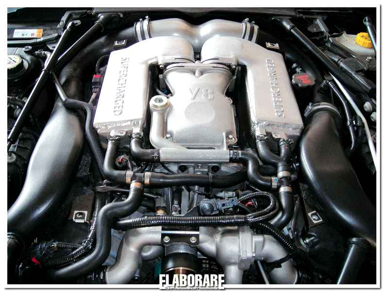 Photo of Jaguar XK-R 4.2 elaborata 506 CV!