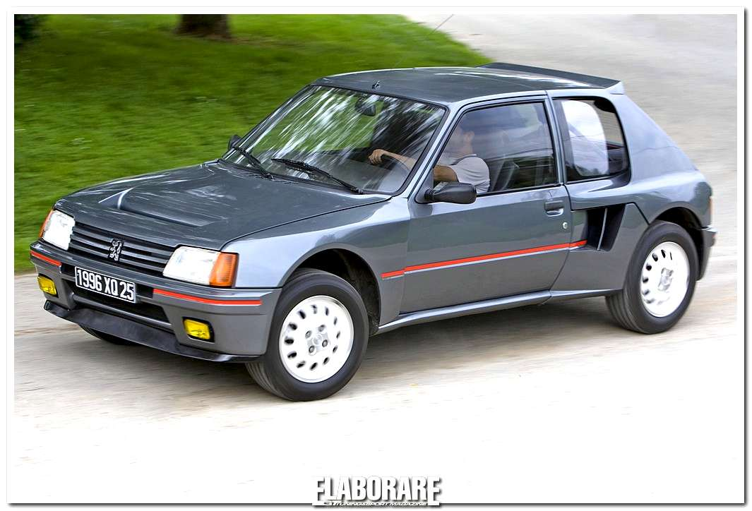 Photo of Peugeot 205: auto storica evergreen