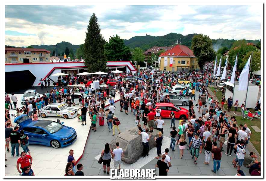 Photo of GTI Treffen Woerthersee Tour 2013