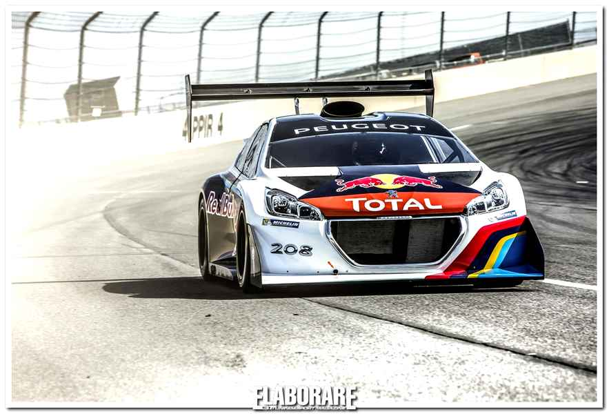 Photo of Loeb e Peugeot 208 T16 Pikes Peak pronti ai blocchi
