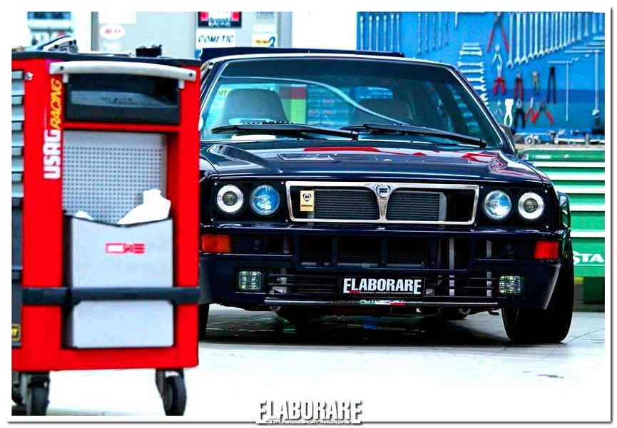 Photo of Lancia Delta Integrale elaborazione 500 CV