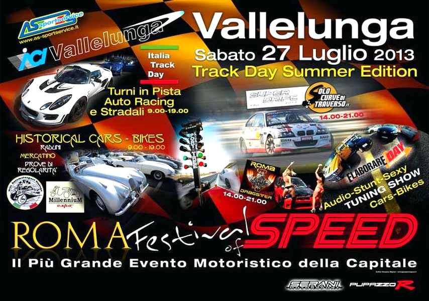 Photo of Roma Festival of Speed 27 Luglio Vallelunga