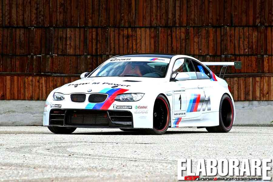 """Photo of G-POWER M3 GT2 R, potenza """"road-legal"""""""