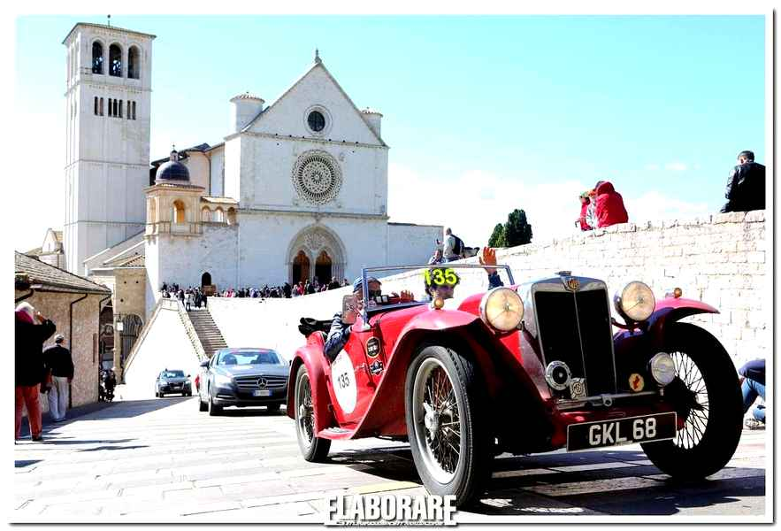 Photo of Mille Miglia 2014 tra conferme e novità