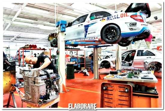 L'officina Romeo Ferraris