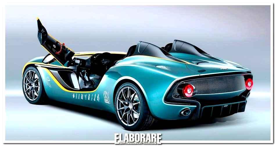 Photo of Aston Martin italiana: 100 anni in concept