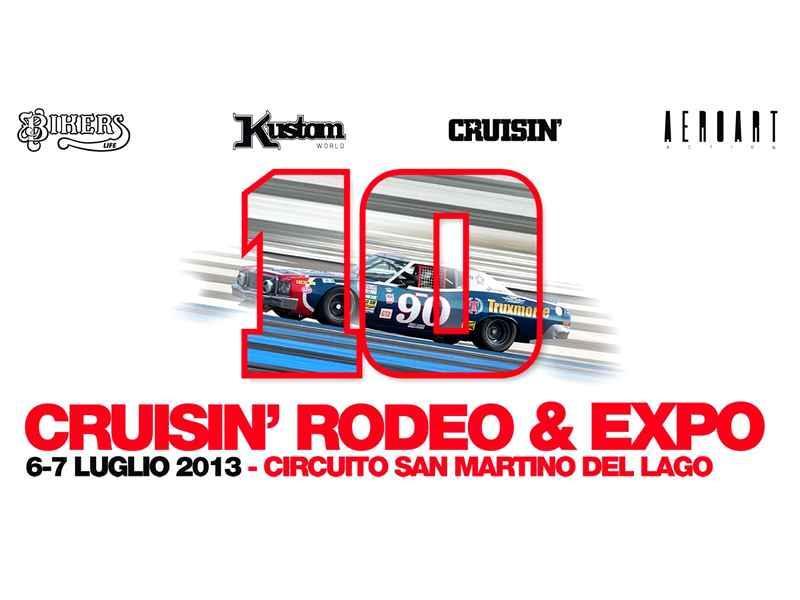 Photo of 10° ANNIVERSARIO CRUISIN' RODEO & EXPO