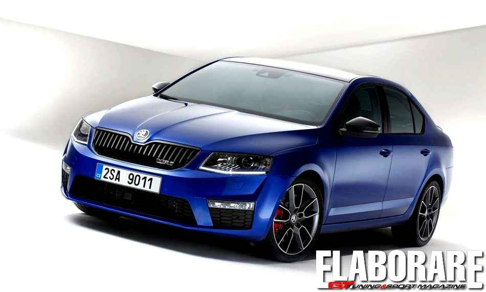Photo of Skoda Octavia RS: spazio ai cavalli