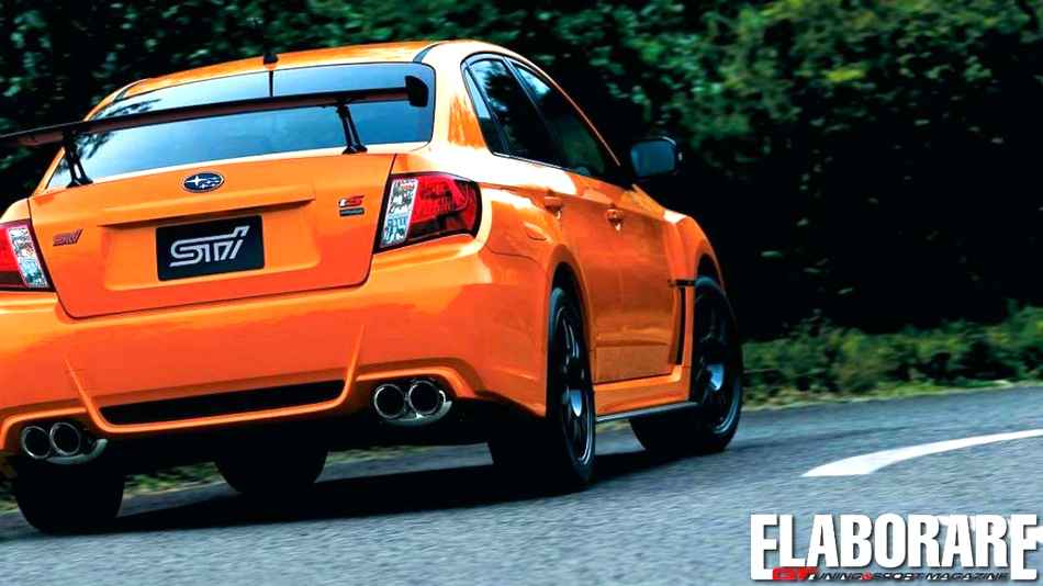 Photo of Subaru WRX STi tS Type RA