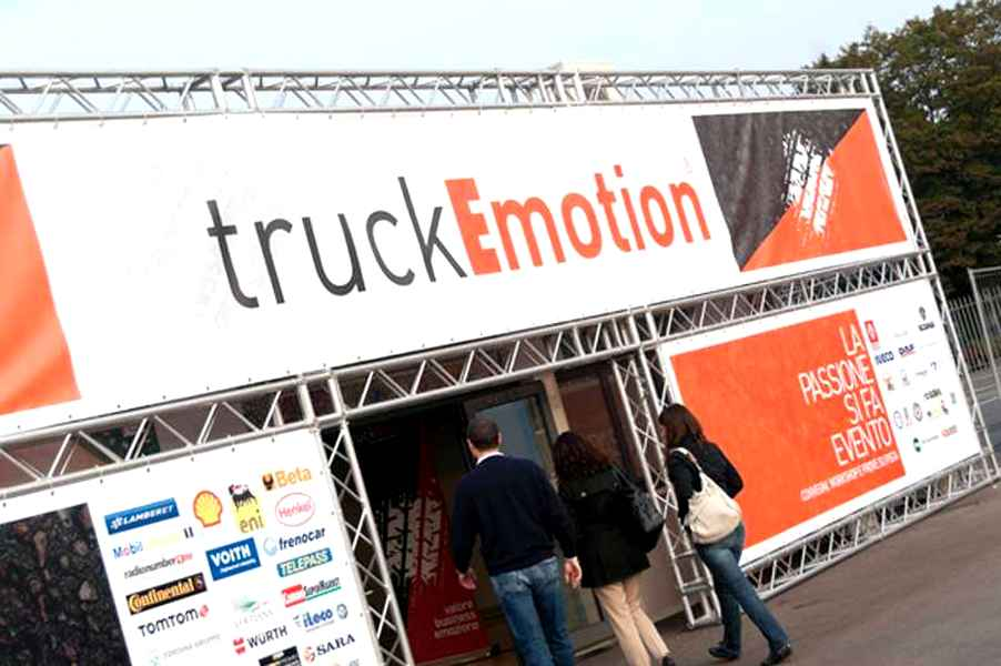 Photo of TruckEmotion, l'emozione è anche ON-AIR