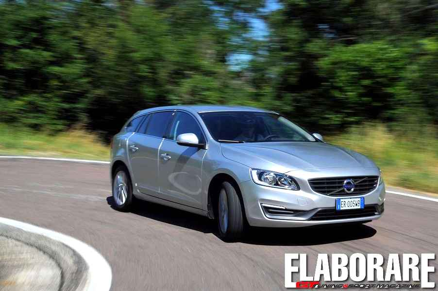 "Photo of Nuove Volvo V60 e V70. Ritorna la ""Polar"""
