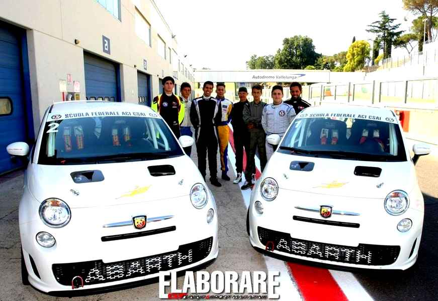 Photo of ACI CSAI ed Abarth per i giovani piloti
