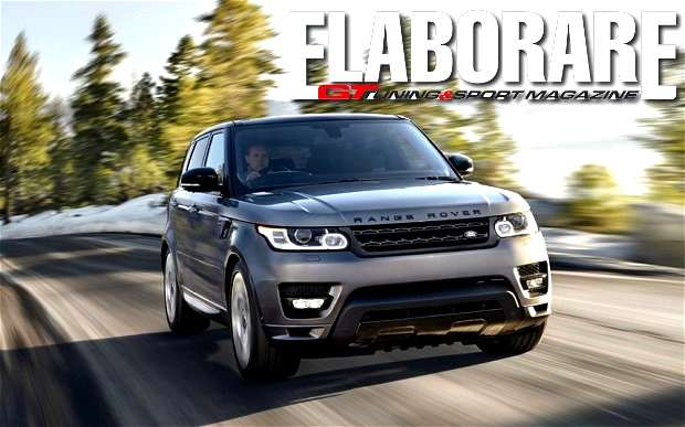 Photo of Nuova Range Rover Sport 2013