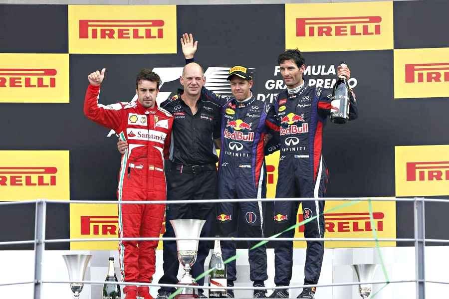 Photo of Risultati Gran Premio D'italia Monza F1 2013