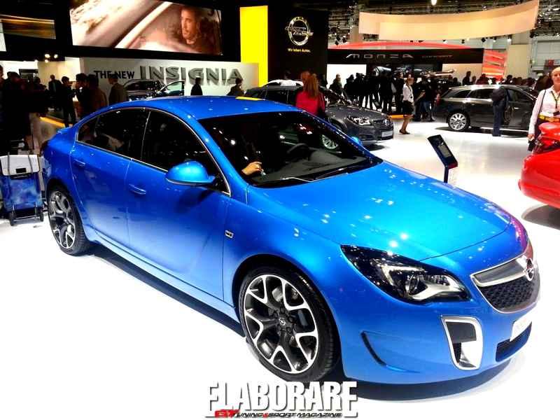 Photo of L'Opel all'IAA mostra la Insignia in tutte le salse