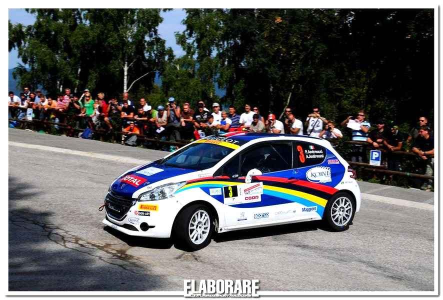 Photo of Al via il 1° Rally di Roma Capitale