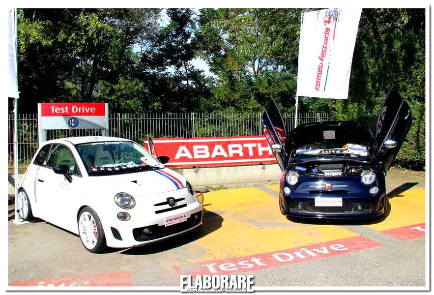 Photo of 5° Raduno Abarth Valle d'Aosta