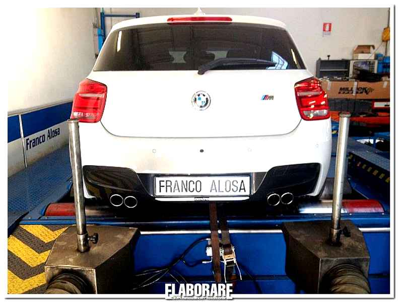 Photo of BMW 125D Franco Alosa: 245 CV!