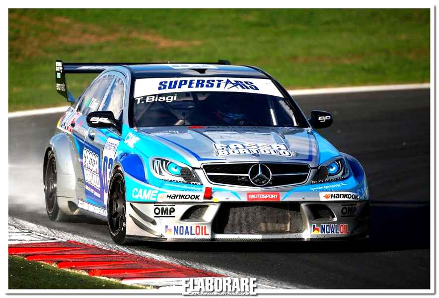 Photo of A Mercedes AMG il titolo costruttori in Superstars