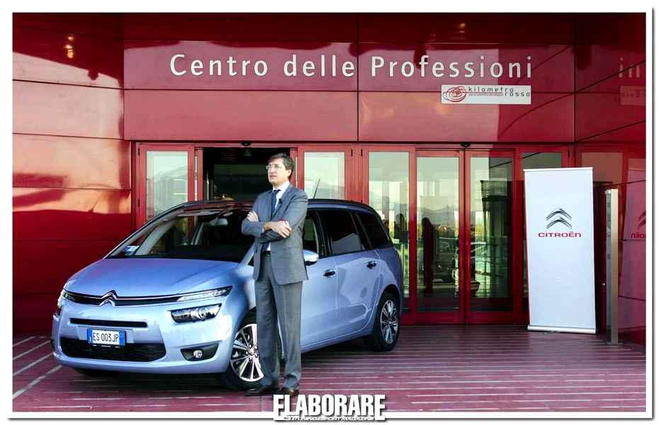 Photo of Citroen Grand C4 Picasso e-HDi 115cv
