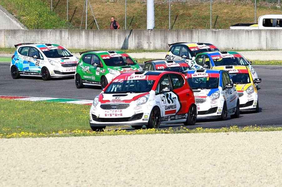 Photo of Test gara GPL iniezione liquida