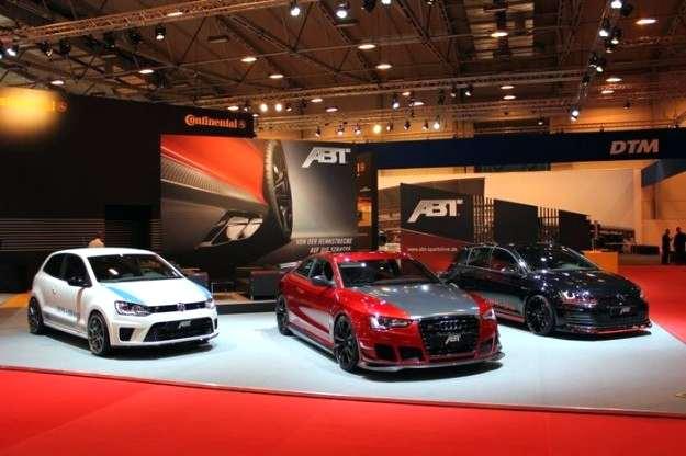Photo of Essen Motor Show: novità tuning 2014