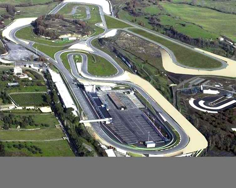 "Photo of A Vallelunga riapre il ""corto"" per le gare"
