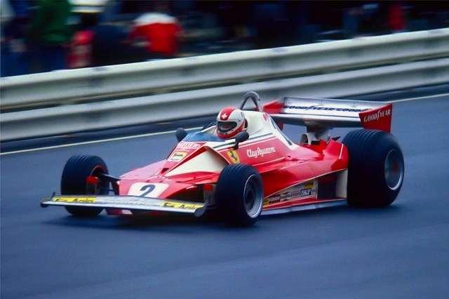 Regazzoni-Clay-1976-Ferrari-312T