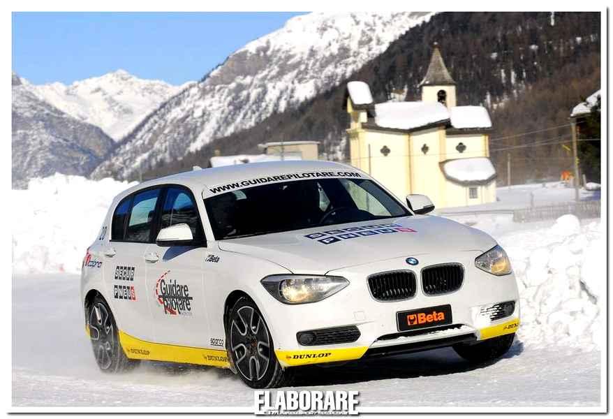 Photo of Corsi di guida neve ghiaccio 2013-2014