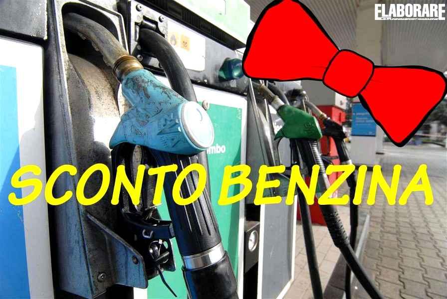 Photo of Benzina scontata a natale prezzo agevolato a dicembre