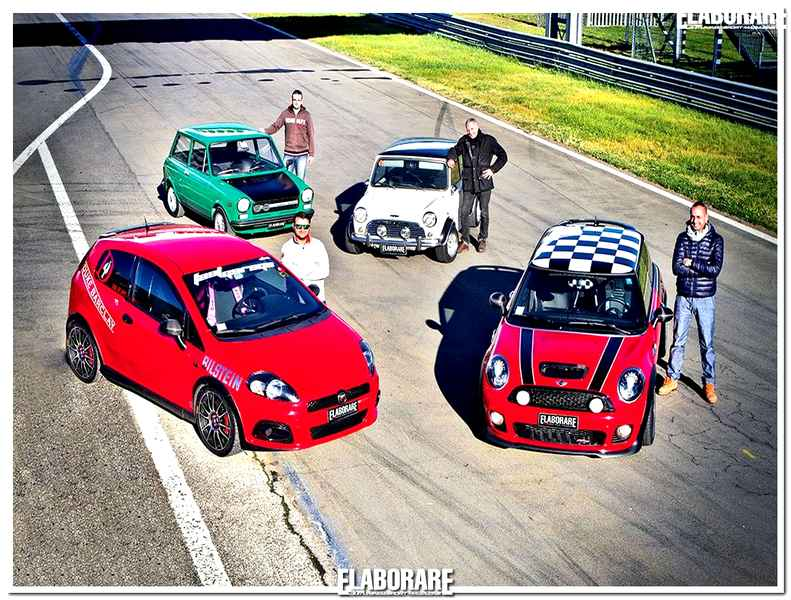 Photo of Auto Abarth e Cooper elaborazioni tuning