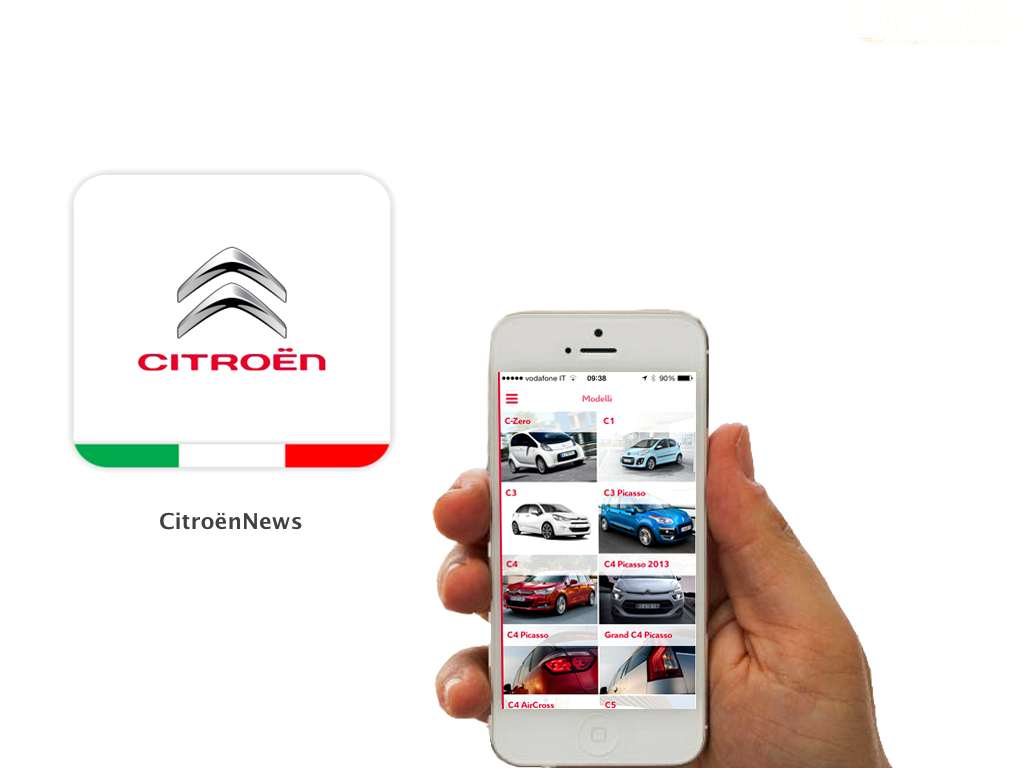 Photo of Citroen News con l'App per iOS e Android
