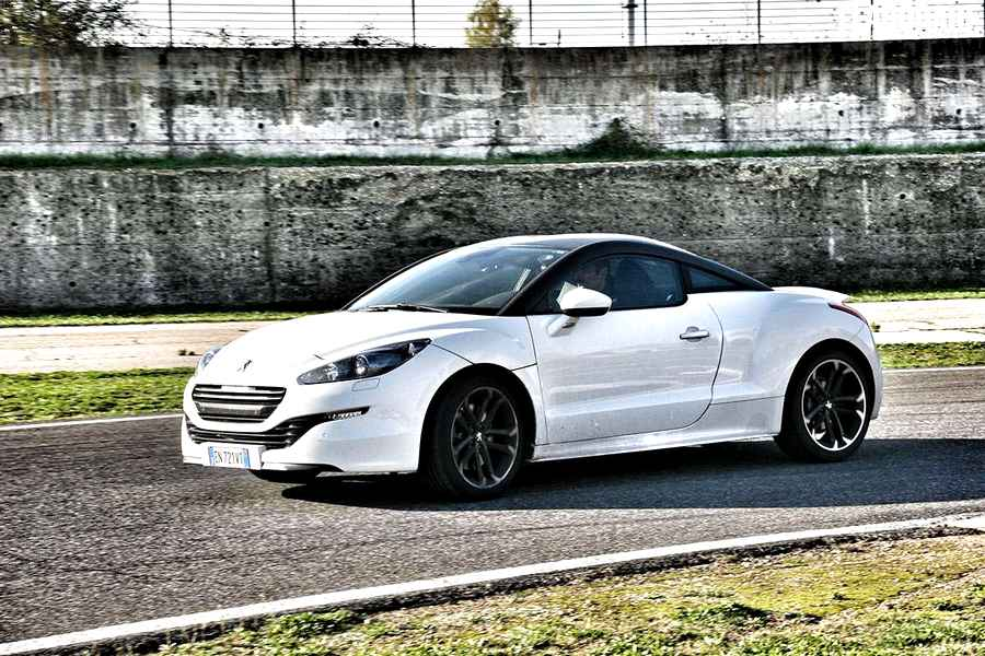 Photo of Time Attack Peugeot RCZ 200 CV Tuning
