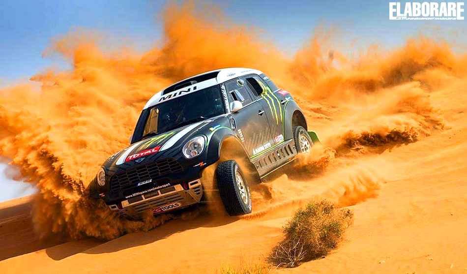 Photo of La Mini della Dakar 2014