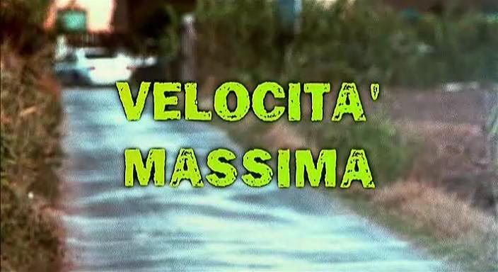 Photo of Velocità Massima Film