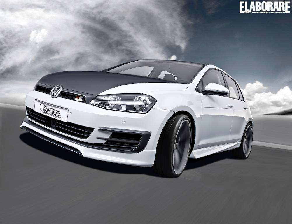Photo of Tuning bodykit Volkswagen Golf 7 Caractere Performance