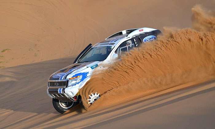 Photo of Ford Ranger 5000 cc V8 Dakar 2014