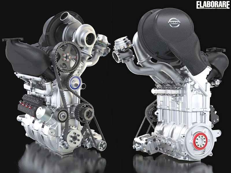 Photo of Motore Nissan Nismo 1.5 litri 3 cilindri 400 cv