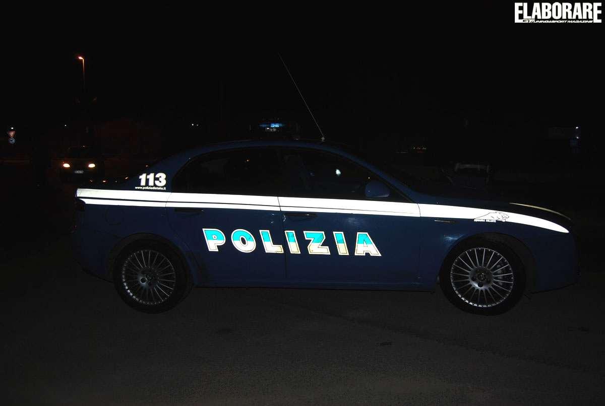 Photo of Inseguimento Polizia ladri a 170 km/h con schianto