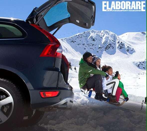 Photo of Noleggio Europcar con pneumatici invernali