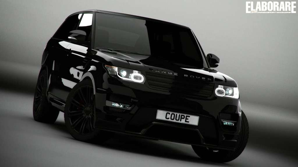 Photo of Tuning Bulgari Design per la Range Rover Sport